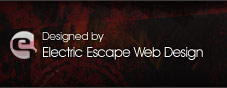 Electric Escape Web Design
